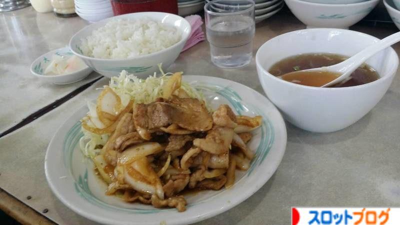 蒲田駅定食
